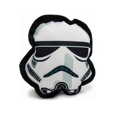Buckle-Down - Buckle-Down Star Wars Storm Trooper Squeaky Plush Dog Toy