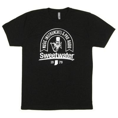 Sweetwater Black 'Condenser' T-s...