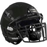 Schutt F7 VTD Adult Football Helmet Black