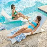 Soleil Water Lounger - Frontgate