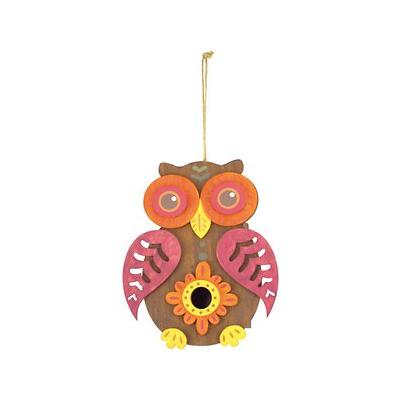 Red Carpet Studios Owl Bird House