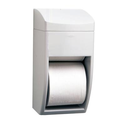 Bobrick B5288 Matrix Series Surface Mounted Multi-Roll Toilet Tissue Dispenser, Plastic on Sale