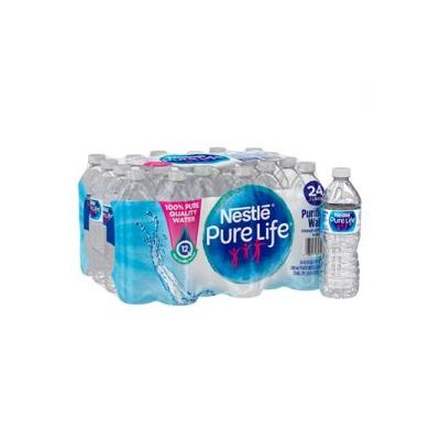 """""""Nestle Pure Life Purified Water, 16.9-oz, 78 Cases, 1872 Bottles (NLE101264PL)"""""""