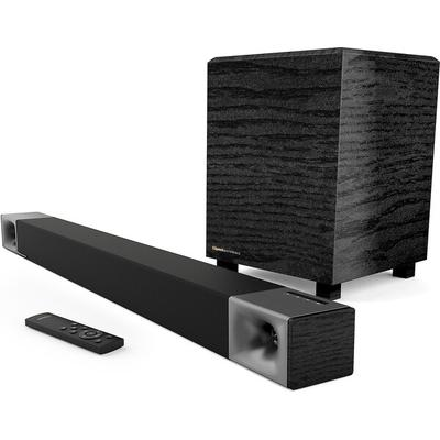 Klipsch Cinema 400 soundbar w.wi...