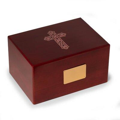 Deering Momentsdeering Moments Wood Decorative Box Lacquer In Red Size 5 H X 9 W X 6 D Wayfair Ur100xl Praying Dailymail