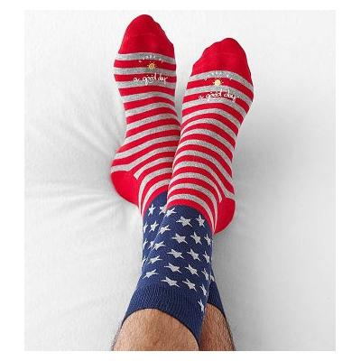 Good Day™ Patriotic Socks for Me...