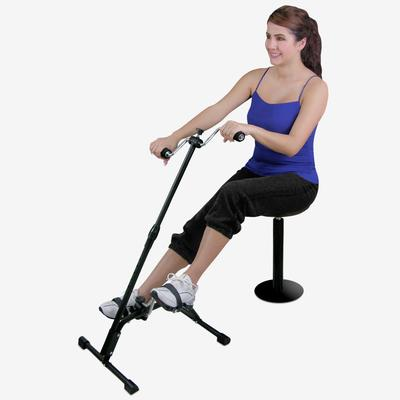Hometrack Total Body Exerciser in Black by North American Health+Wellness