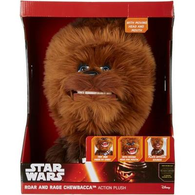 Star Wars Roar & Rage Chewbacca Action Plush