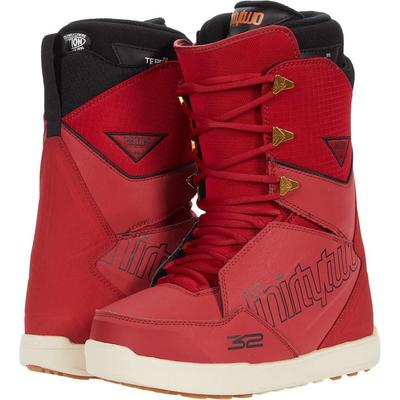Lashed Snowboard Boot - Red - Thirtytwo Boots
