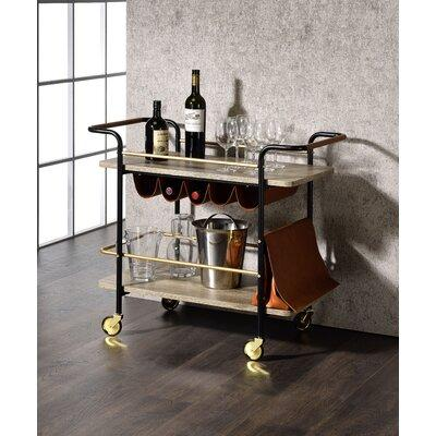Shop Everly Quinn Bar Carts On Ibt Shop