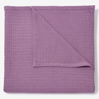BH Studio Extra Large Blanket, Size Full/Queene in Dusty Lavender by BrylaneHome