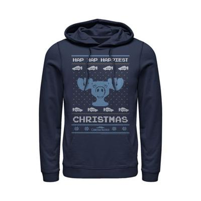 Fifth Sun™ Navy National Lampoon's Christmas Vacation Fleece Hoodie
