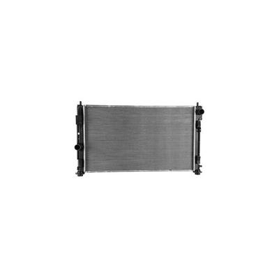 2007-2012 Dodge Caliber Radiator - Action Crash