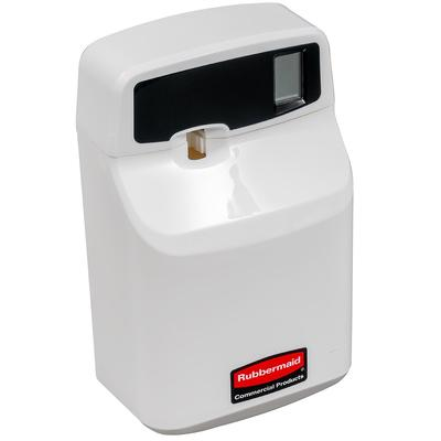 Rubbermaid FG516900OWHT SeBreeze Aerosol Programmable Plus Odor Control Unit, Off White on Sale