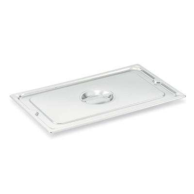 Vollrath 93900 Ninth-Size Steam Pan Cover, Stainless on Sale