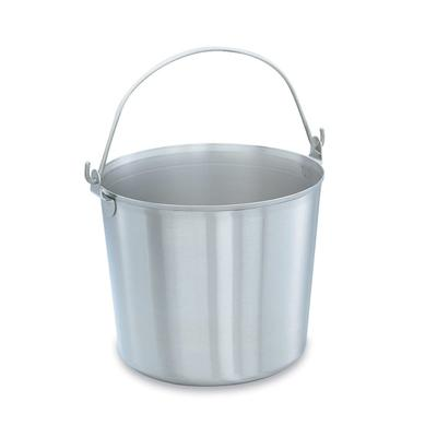 Vollrath 59150 16 qt Utility Pail - Stainless on Sale