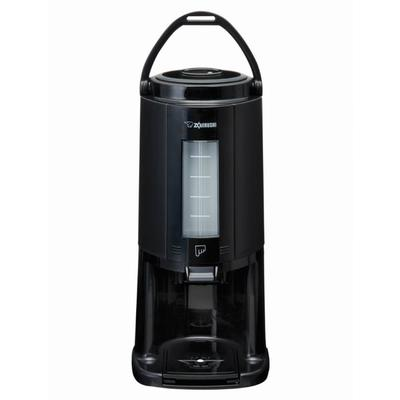 Update AY-AE25 2.5L Thermal Gravity Beverage Dispenser - Glass Lined, Detachable Base on Sale
