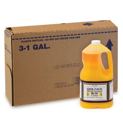 Gold Medal 2039LA Deluxe Buttery Flavored Topping, (3) One Gallon Jugs Per Case on Sale