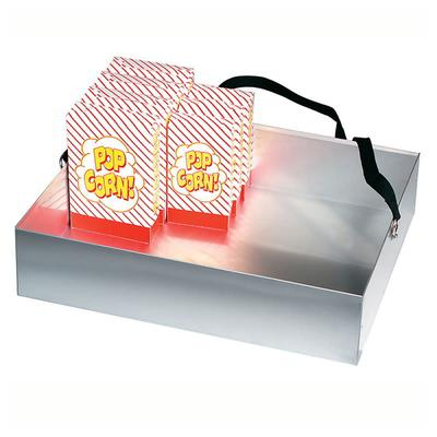Gold Medal 2048 Grandstand Corn Vending Tray w/ 40 Box Capacity & Strap on Sale