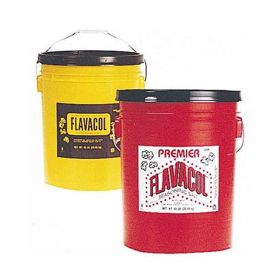 Gold Medal 2099 45 lb Original Flavacol Seasoning Salt Pail on Sale