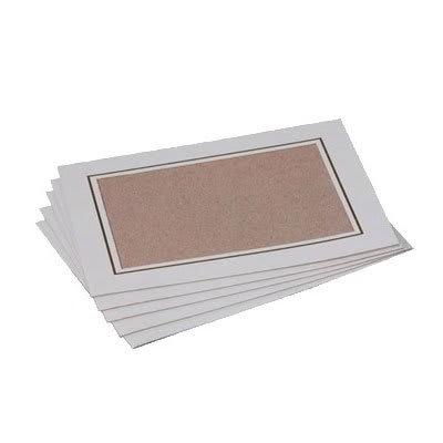 Gold Medal 7738 Card Frames, 2 Bundles of 100/Case on Sale