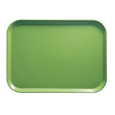 Cambro 1216113 Fiberglass Camtray Cafeteria Tray - 16.3L x 12W, Limeade on Sale