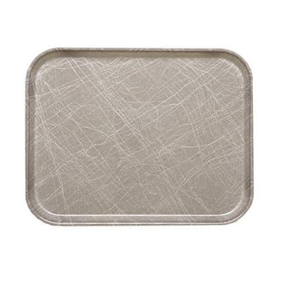 Cambro 1216215 Fiberglass Camtray Cafeteria Tray - 16.3L x 12W, Abstract Gray on Sale