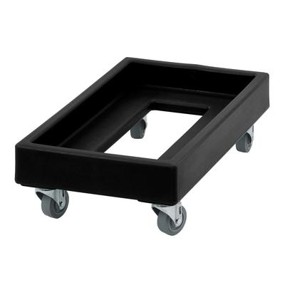 Cambro CD1327110 Camdolly for Milk Crates w/ 300 lb Capacity, Black on Sale