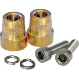 XS Power 586 Tall Brass Post Adaptors M6 for 925,1200