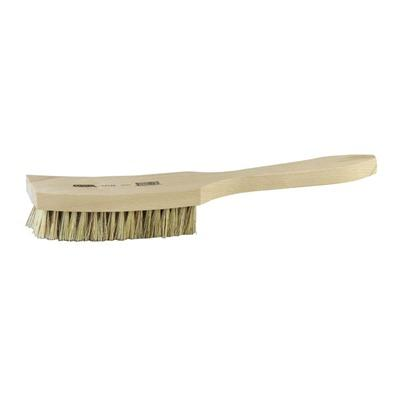 Natural fiber brush, just right for use in the rinse tank. Mfg: Osborn Manufacturing SPECS: 1\