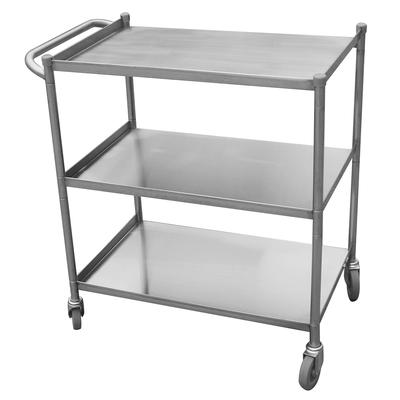 Turbo Air TBUS-1524 Stainless Steel Utility Cart, 15 x 24 on Sale