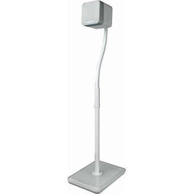 Cambridge Audio Minx Floor Stands CA600P w/Wire Management System White on Sale