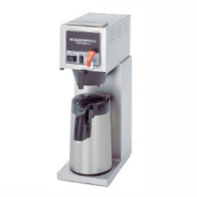Bloomfield 8773AF Integrity Automatic Airpot Brewer w/ Faucet, Stainless, 120V on Sale