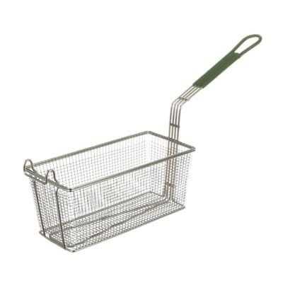 Frymaster 8030271 Fryer Basket w/ Coated Handle & Front Hook, 12.63 x 5.88 x 6.63 on Sale