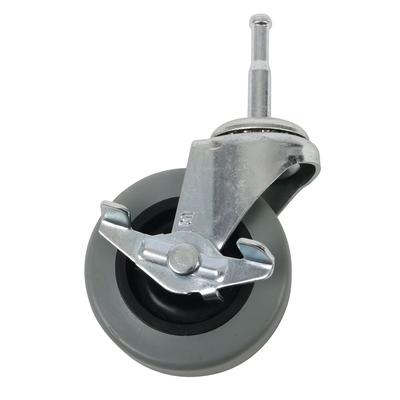 John Boos CAS03 Casters, Commercial Grade, Locking, 2 1/2 in