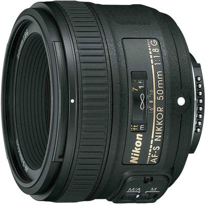 Nikon AF-S Nikkor 50mm f/1.8G on Sale