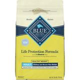 Blue Buffalo Life Protection Formula Healthy Weight Chicken & Brown Rice Recipe Dry Dog Food, 30-lb