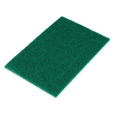 Update SP-69HD Heavy-Duty Scouring Pad - 6 x 9 Green on Sale