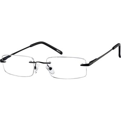 Zenni Men's Lightweight Rimless ...