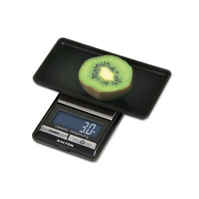 Taylor 1250USBKCRDR Compact Digital Scale, Black on Sale