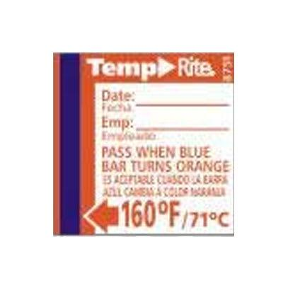 Taylor 8751 Temperature Sensor w/ Stick-On Dishwasher Labels, 160 F Degrees on Sale
