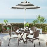 Cafe 5-pc. Curved Back Chairs an...