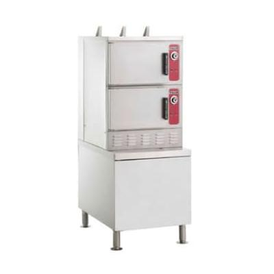 Vulcan C24GA6 (6) Pan Convection Steamer - Cabinet, LP on Sale