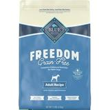 Blue Buffalo Freedom Adult Chicken Recipe Grain-Free Dry Dog Food, 11-lb bag
