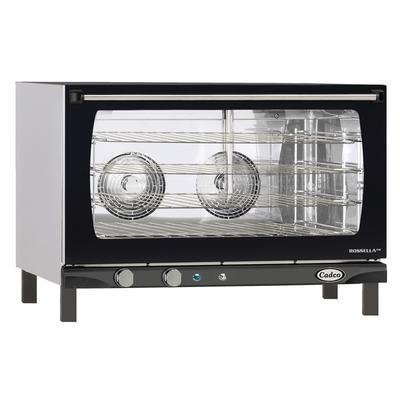 Cadco XAF-193 Full-Size Countertop Convection Oven, 208 240v/1ph on Sale