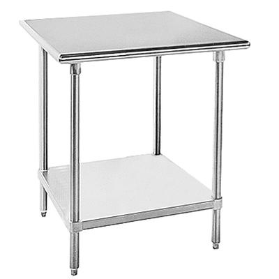 Bakers Pride HDS-30C Heavy-Duty Equipment Stand, 30 x 30, Casters on Sale