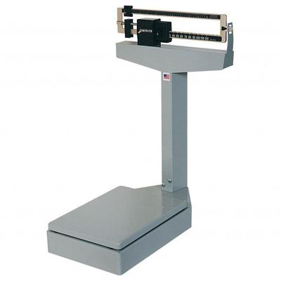 Detecto 4570 Receiving Balance Beam Bench Model Scale w/ Enamel Finish, 130 lb Capacity on Sale