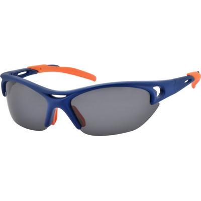 Zenni Mens Sporty Sunglasses Blue Frame Other Plastic A10183116