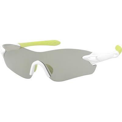Zenni Mens Sunglasses White Fram...