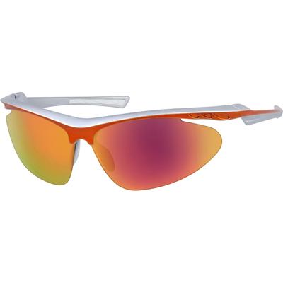 Zenni Womens Sunglasses Orange Frame Other Plastic A10161222
